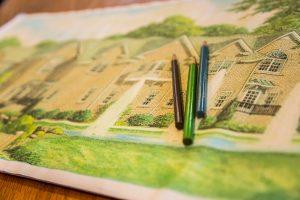 Architecture project plans